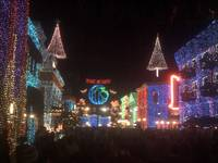 Osbourne Family Spectacle of Dancing Lights