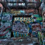 """Graffiti Alley"" by AbandonedDecay"