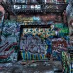 """Graffiti Alley"" by AbandonedDecay"