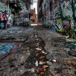 """Graffiti Alley 2"" by AbandonedDecay"
