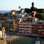 """Colors of Vernazza"" by DonnaCorless"