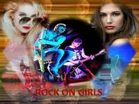 ROCK ON GIRLS