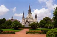 New Orleans - Andrew Jackson Square