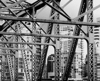 Crossing Bridges in Black & White