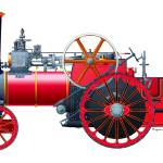 """Allchin Traction Engine"" by RaymondOre"