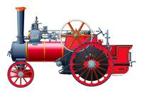 Allchin Traction Engine