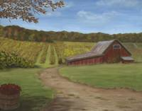 Autumn at the Vineyard