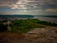 Lover's Leap in Hannibal, Mo.