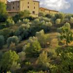 """Hilltop Villa of Tuscany"" by Oldworldphoto"