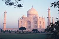 Taj in morning