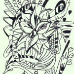 """""""el jardin"""" by feylibertad100"""