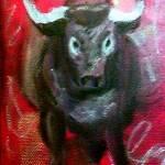 """el toro"" by feylibertad100"