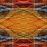 """""""Solar Mandala Waves #13110406"""" by achimkrasenbrinkart"""