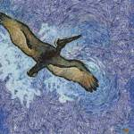 """Van Gogh Style Pelican"" by EyeInVision"