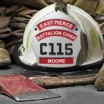 """East Pierce Battalion Chief Moore"" by BJolly"