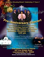 Anointed Voices Flyer for Print