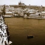"""Charles Bridge, Prague"" by cybergypsie"