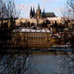 """St. Vitus Cathedral, Prague"" by cybergypsie"
