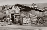 Oakland Hills Real Estate Office c1940 by WorldWide Archive