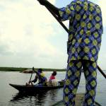"""Boatride to Ganvie, Benin"" by cybergypsie"