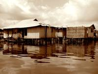 Homes on the Water, Benin