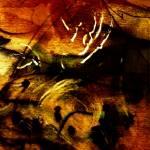 """""""Earth"""" by Artist-Neville-Longmore"""