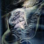 """""""Birth"""" by Artist-Neville-Longmore"""