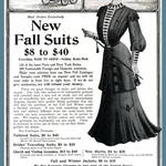 """Fashion Advertisement from 1903"" by WilshireImages"
