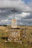 Old Cross in France
