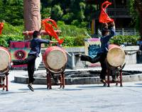 Dance in Dehang