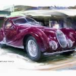 """""""1938 Talbot Lago T 150 CS"""" by RGMcmahon"""