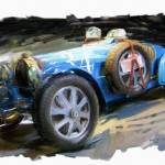 """Bugatti Race Car"" by RGMcmahon"