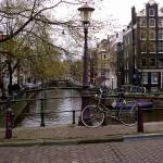 """Bicycle & Canal, Amsterdam"" by EmmyTuck"
