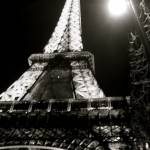 """Eiffel Tower at Night"" by EmmyTuck"