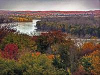 Autumn on the Missouri