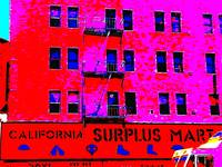 California Surplus Mart, Hollywood