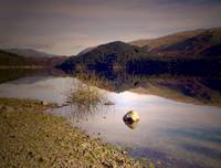 Lakes Autumn 271006 0635 Thirlemere Cumbria.