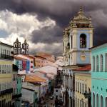 """Pelourinho, Salvidor, Bahia, Brazil"" by jvorzimmer"