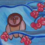 """Sleeping Owl"" by jordandossett"