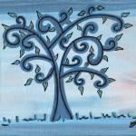 """Tree of Life at Sunrise"" by jordandossett"