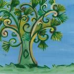 """Colorful Tree of Life"" by jordandossett"