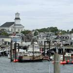 """Provincetown Harbor"" by ChrisBradshaw"