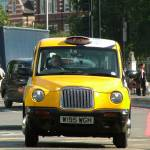 """Big Yellow Taxi  London"" by bespokepix"