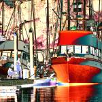 """Fishing Boats"" by OneRudeDawg"