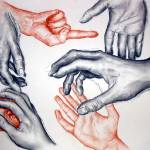 """""""Hands in Conte"""" by adamwilson"""