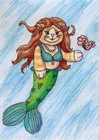 Mermaid Gingey
