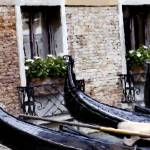 """GONDOLAS AT REST"" by shaynaphotography"