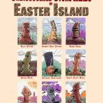 Undiscovered Stone Heads of Easter Island
