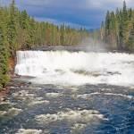 """""""Dawson Falls Canada"""" by Leksele"""