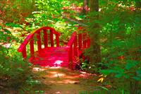 Like a Bright-Red Bridge over Troubled Water